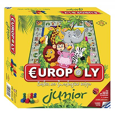 EUROPOLY Junior