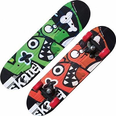TRIBE MONSTERS-maple Skateboard-Nextreme