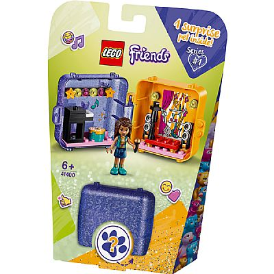 LEGO Friends Andrea's Play Cube 41400
